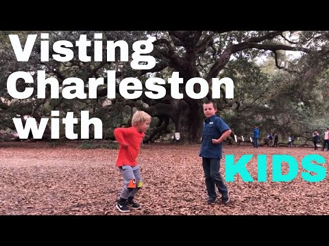 Things to do in Charleston, SC | Charleston, SC with kids | Family Friendly Vacation | Week 8