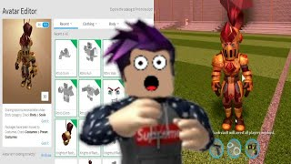 O ANTHRO FOI ADICIONADO NO ROBLOX! 😱 - Tech Gamer Oficial