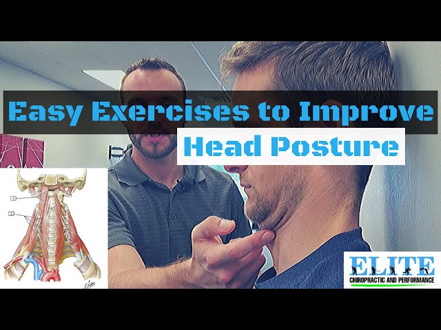 Easy Exercises To Improve Head Posture | Chesterfield Chiropractor