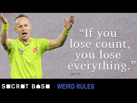 You Can Lose ALL Your Points For Playing One Too Many People In Aussie Rules Football | Weird Rules