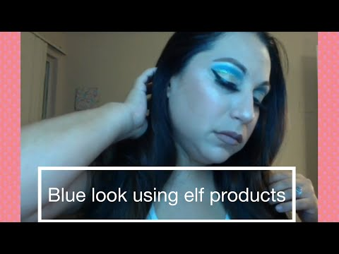 Blue Look And Elf Products Review