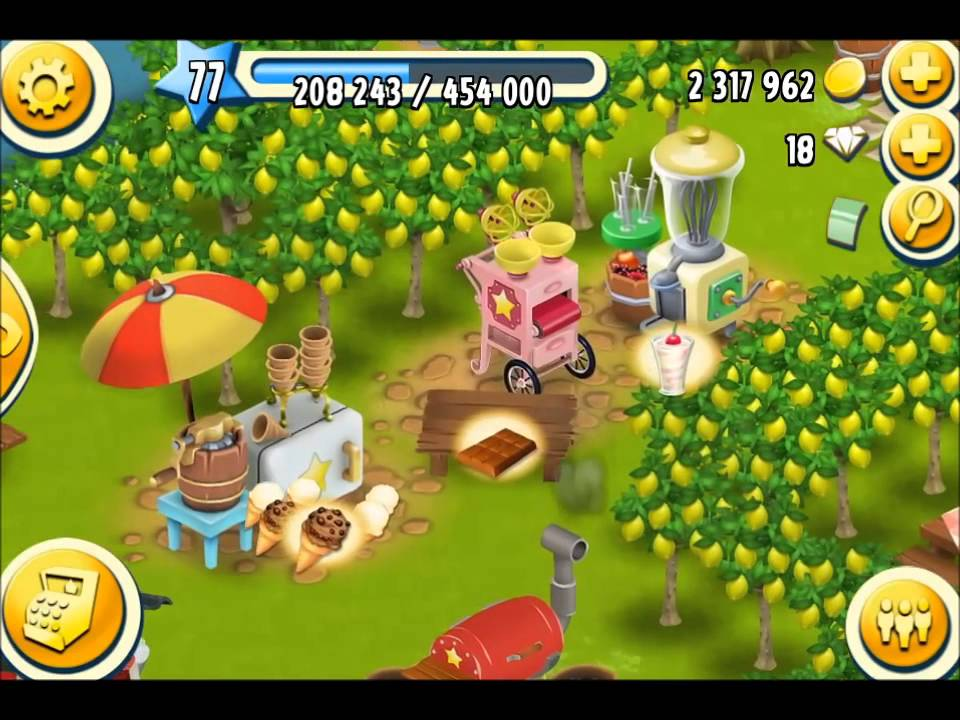 Hay day machines slots blackjack hair sisters
