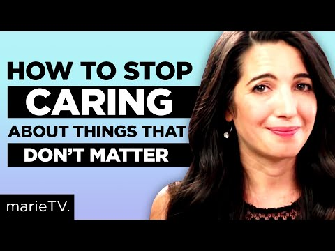 Mark Manson: Here's How to Stop Caring About Things That Don't Matter