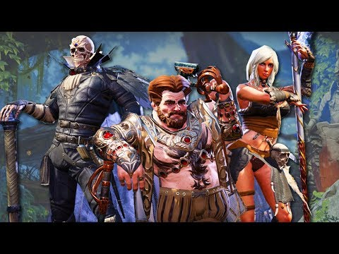 Which Divinity: Original Sin 2 Starter Class Is Right For You? - YouTube