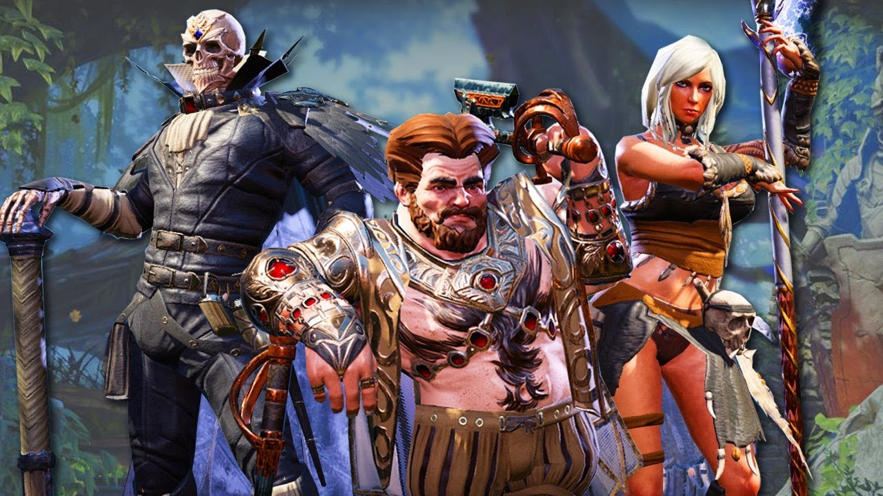 Which Divinity: Original Sin 2 Starter Class Is Right For You?