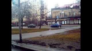 Проспект Юрия Гагарина, дома, чётная сторона, магазины, ТК Питер, СКК, Карусель, Скандинавия, вид из