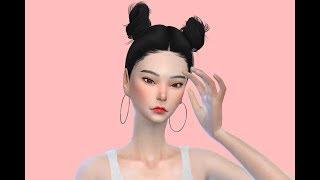 [SIMS 4] 예지 있지 여심배포 심즈4 Yeji Itzy Sims 4 CAS+DL