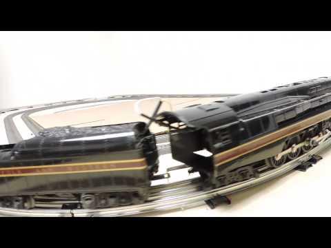 O Gauge Lionel 4-8-4 J-3 Norfolk & Western Steam Locomotive & Tender #611