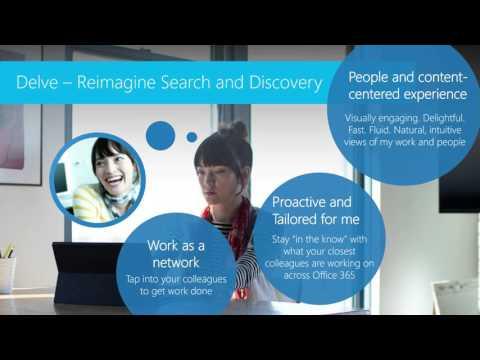 Microsoft Ignite Australia 2015 Machine Learning in Office