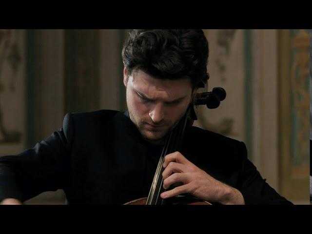 Gabriel Schwabe and Paul Rivinius perform Dvořák's Silent Woods  (Music Video)