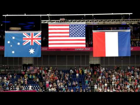 The Star-Spangled Banner - USA National Anthem - Olympic Games London 2012