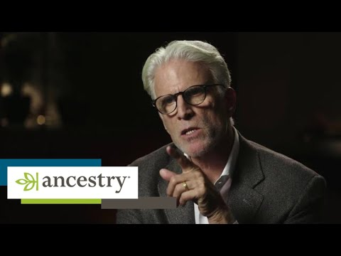 Ted Danson  Finding Your Roots  Ancestry