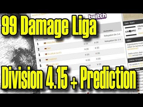 99 damage liga