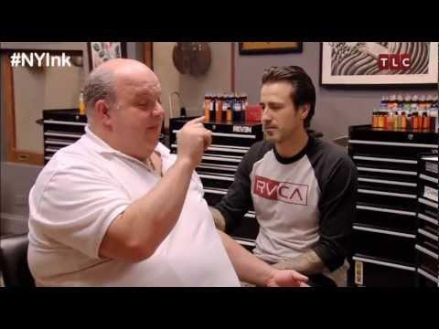 Cake Boss Meets NY Ink