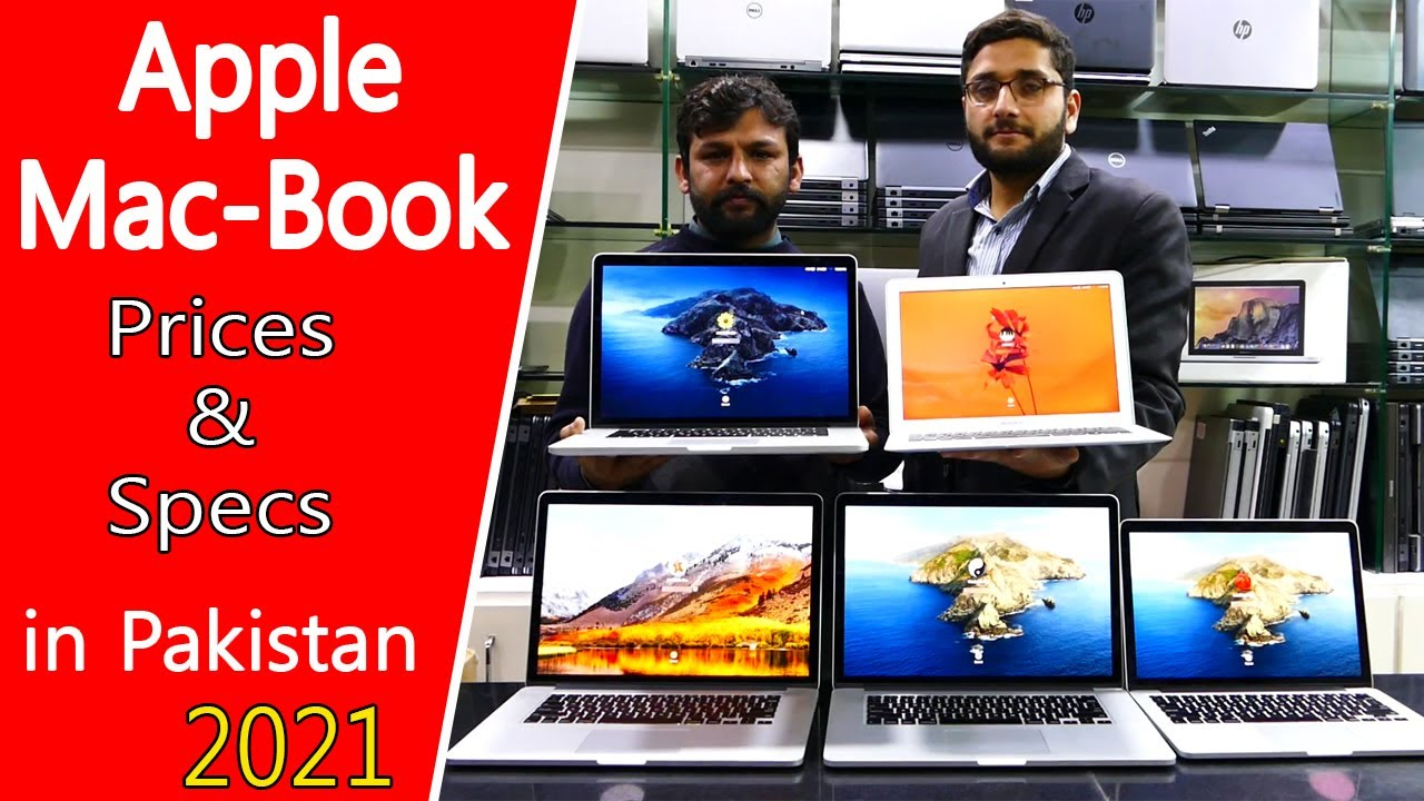 Apple Macbook price in Pakistan 2021 with complete ...