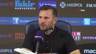 Okan Buruk'un maç sonu açıklamaları | Başakşehir 1-1 Sivasspor