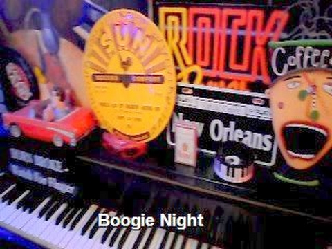 Bobby Sowell - Boogie Night