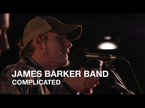 Avril Lavigne - Complicated (James Barker Band cover)
