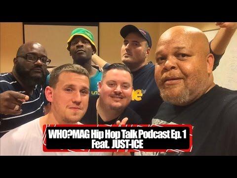 WHO?MAG TV Hip Hop Talk Ep.1 Teaser - Just-Ice on Scott La Rock's Death