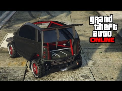 GTA 5 Online - How to Get a Modded Panto without Modding