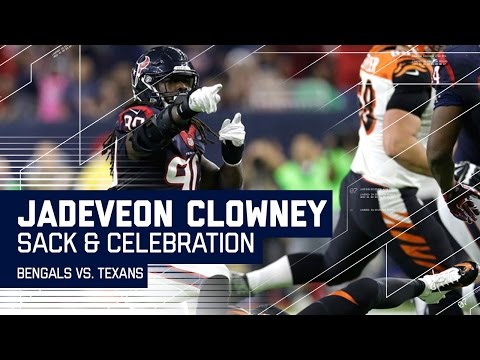 Clowney Sacks Dalton & J.J. Watt Gets Amped Up! | NFL Week 16 Highlights
