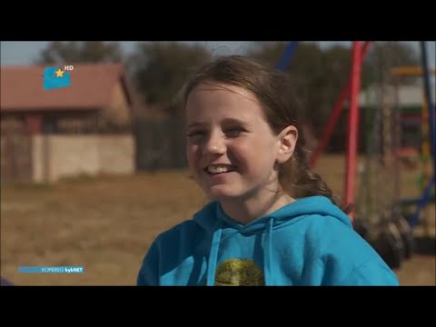 Amira in South Africa : Project Playground
