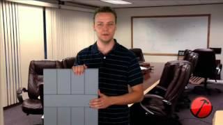 Board-n-batten Composite Shutters