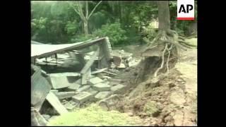 NICARAGUA: EARTHQUAKE