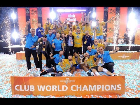We are the world Champions!!! Zenit-Kazan - winner of the World Club Champions 2017!