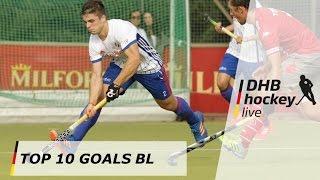 Top 10 Goals - 1. Hockey-Bundesliga - 24./25.09.2016