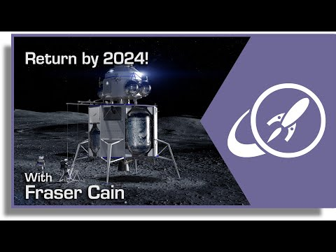 Project Artemis: NASA's Plans To Return To The Moon By 2024