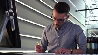 The BMW VISION NEXT 100 - Making of - Design Sketches