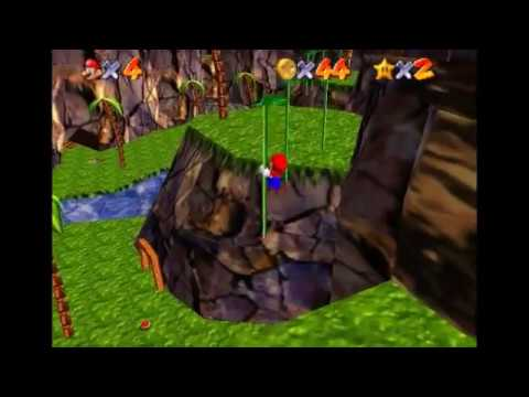 Super Donkey Kong 64 - Course 1 Jungle Japes