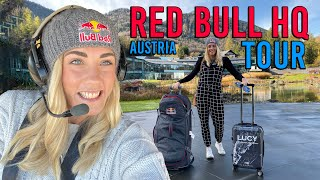 Lucy's Adventures in Red Bull Land