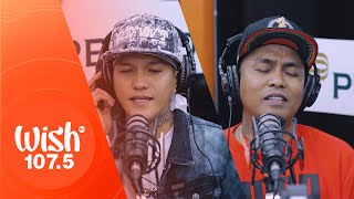 "JuanThugs n Harmony perform Pasalamat Ka Mahal Kita"" LIVE on Wish 107.5 Bus"