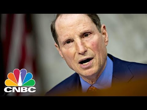 AG Jeff Sessions and Sen. Ron Wyden Get Into Heated Exchange | CNBC