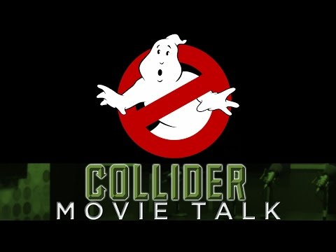Collider Movie Talk - Ivan Reitman Talk Ghostbusters Spin-off, Straight Outta Compton Review