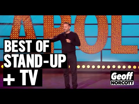 Geoff Norcott STAND UP & TV s  2018 TOUR details