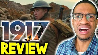 1917 - Movie Review | BEST Jaw Dropping WAR Movie Ever!!!