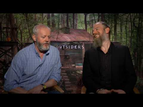 Outsiders Interview David Morse and Ryan Hurst