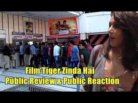 Film Tiger Zinda Hai First Day First Show   Public Review & Public Reaction