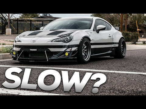 0-60 Is the FRS Slow?