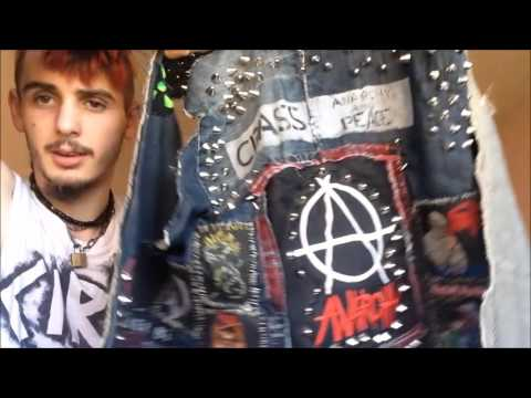 Punk Clothing Collection