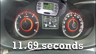2019 Mahindra XUV 300 W8 1.5TD acceleration