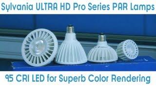 goodmart sylvania ultra hd led professional series lamp 95 cri for superb color rendering