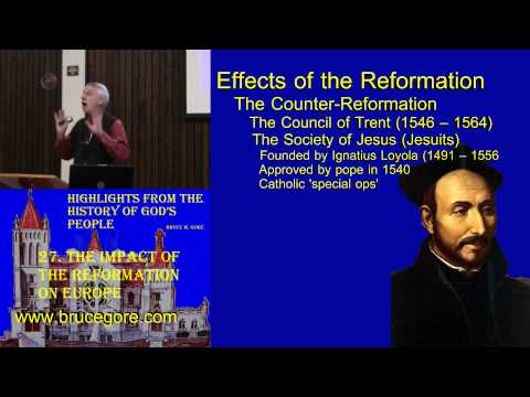 27. The Impact Of The Reformation On Europe