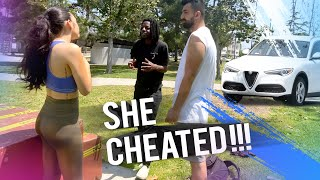 CHEATER GOLD DIGGER PUT TO THE TEST 😱😳 - SHOCKING ENDING!