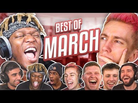 SIDEMEN BEST OF MARCH 2019