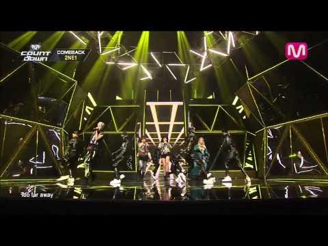 2NE1_Come back home (Come back home by 2NE1 of M COUNTDOWN 2014.03.13)