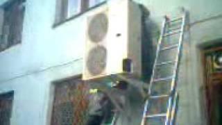 Демонтаж кондиционера.3gp(, 2010-05-23T17:14:15.000Z)